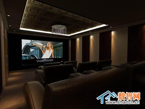 星河湾地下室影院系统设计方案-数智网