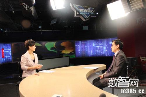 中国智能家居产业联盟秘书长周军做客第一财经电视