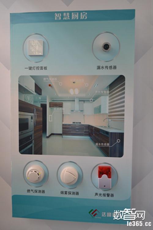 达峰智慧厨房应用展示