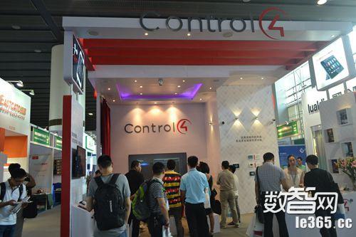 Control4现场操作系统体验