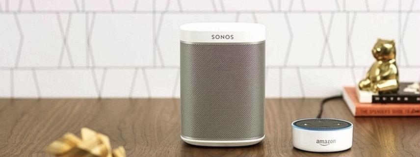 Sonos联合亚马逊Alexa给了智能音箱市场一记重拳