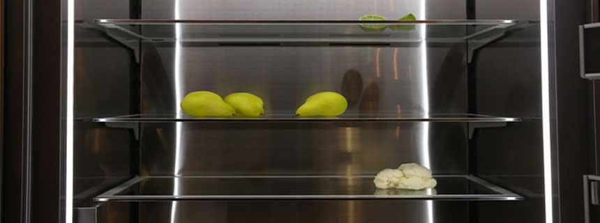 你见过counter-depth类型的豪华智能冰箱吗?我给你科普一下