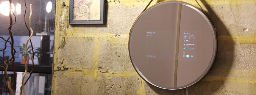一面科技 一面居家 Loona智能魔镜评测