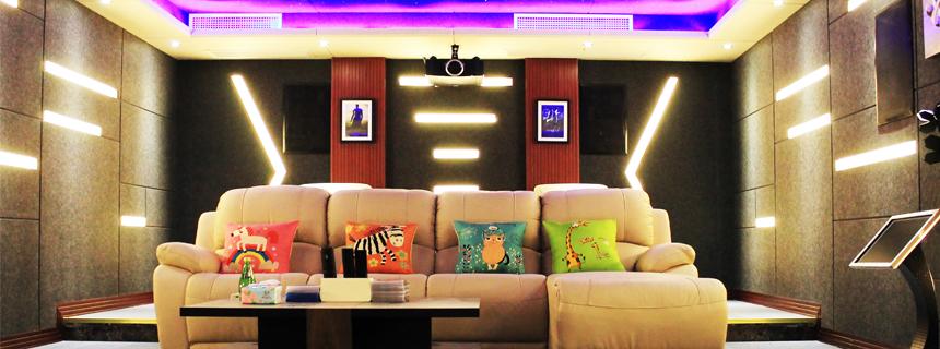 顶级配置至尊享受 酷丽客K780入驻上海新江湾城中央别墅