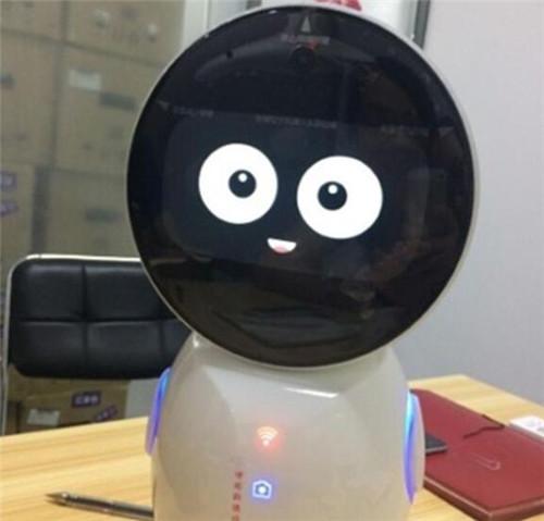 小忆服务机器人
