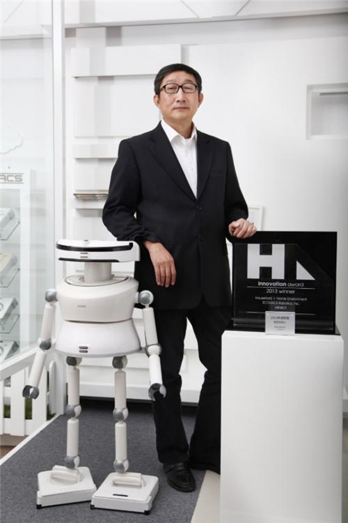 科沃斯机器人股份有限公司董事长钱东奇