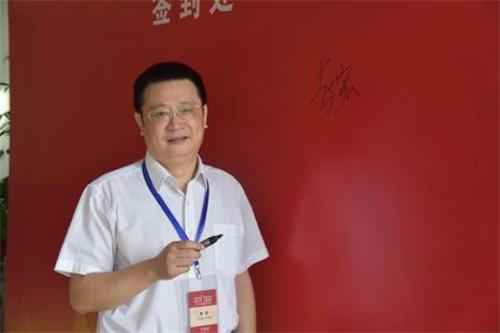 狄耐克营销总监赵宏