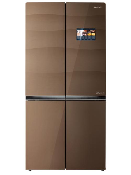 美的智能生态冰箱BCD-646WGPZVA