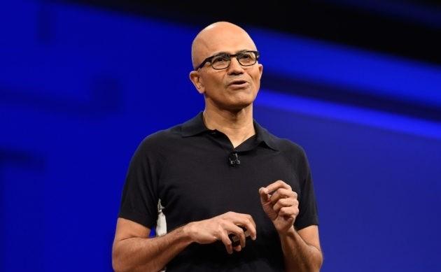 微软CEO Satya Nadella