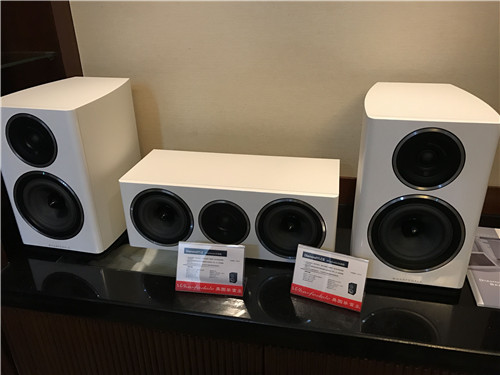 Diamond11.CS wharfedale(乐富豪)