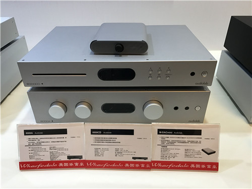 600CD Audiolab