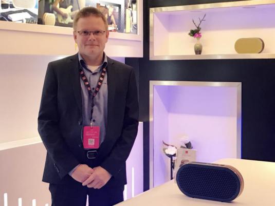达尼(中国)CEO Jesper Schartau