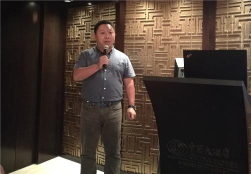 圣谛影音智能机构冯光宇先生详细介绍CI系列产品