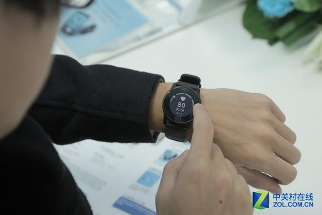 飞利浦健康智能手表北京产品体验
