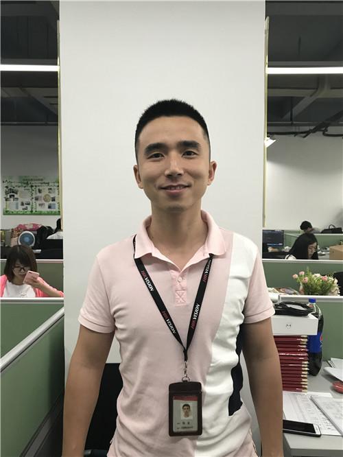 杭州萤石网络有限公司高级产品经理  陈龙