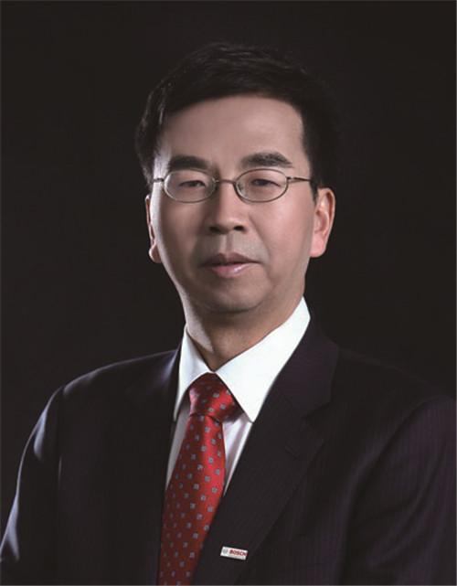 博世中国区总裁 陈玉东
