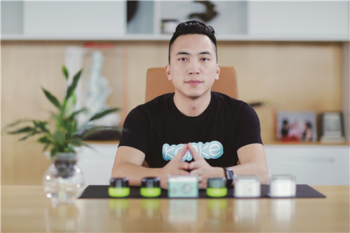 杭州控客信息技术有限公司CEO  林立