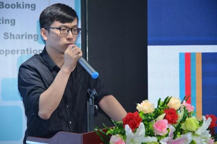 福州闽鸿易控电子科技有限公司总经理张宏