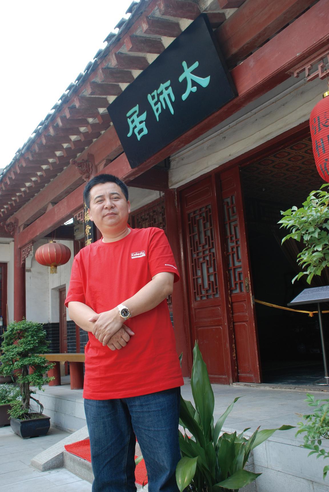 佛山市菱杰音响有限公司总经理章萍福先生