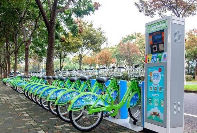 政府合作型共享单车