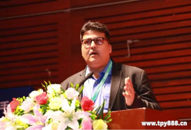 印度国际安防展总裁 Pankaj Jain
