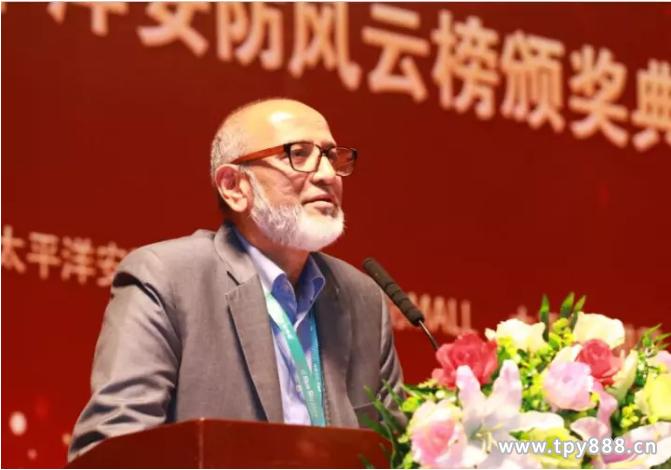 亚洲安防展董事长 Dr. Khursheed Nizam