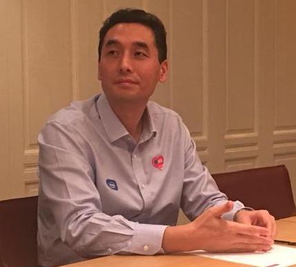 英特尔中国研究院院长宋继强接受采访