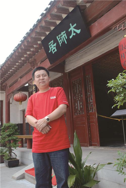 佛山市菱杰音响有限公司总经理 章萍福