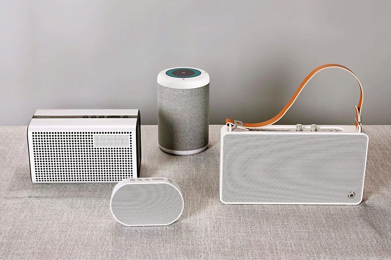 腾讯叮当与 GGMM 合作的数款智能音箱也将于近期对外发布