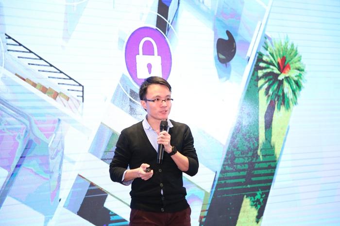 广州市河东电子有限公司市场总监杨雄伟先生