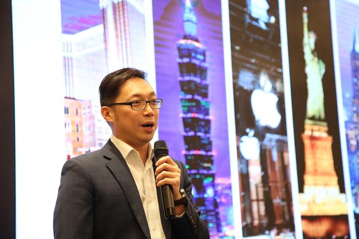 路创Lutron大中华区民用渠道销售总监温少尹先生