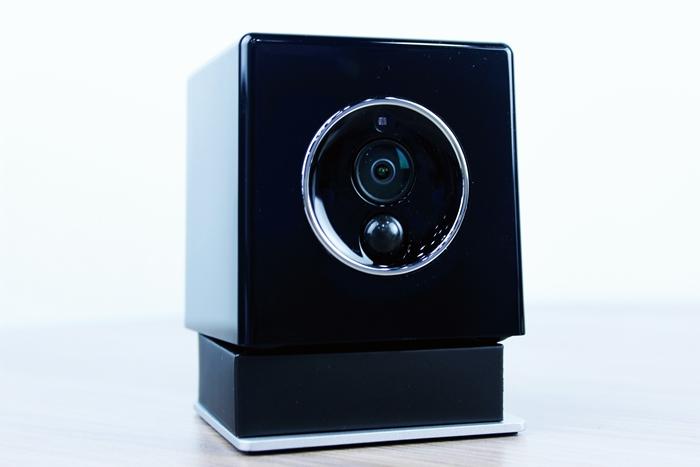 Cube正面 720P摄像头,具有夜视摄像头功能