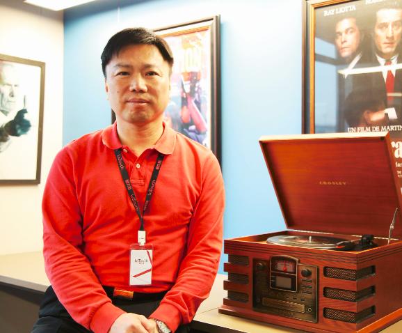 影太极影视文化联合创始人周哲生总经理