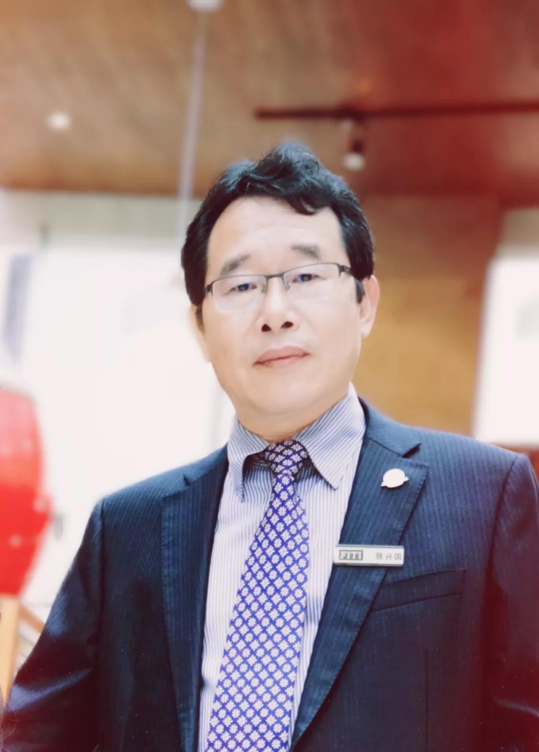 中国酒店科技联盟(CHTA)首席营运官、郑州大学SIAS信息学院院长张兴国