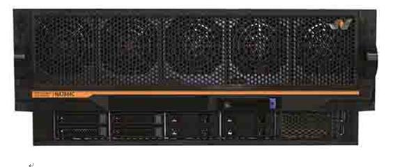图:中标产品新云东方NA7844C服务器
