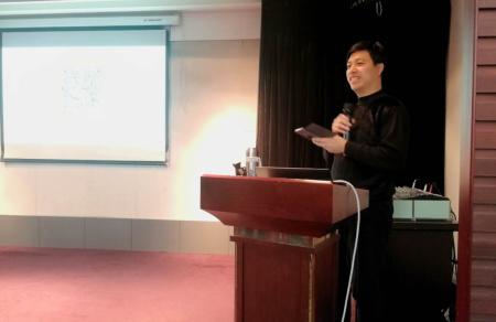 (狄耐克新风系统总经理——冯强)