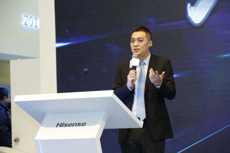 北京中怡康时代市场研究有限公司总经理贾东升现场致辞