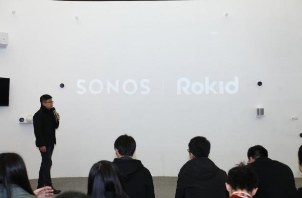 (图片:Sonos大中华区战略合作副总裁张维明)