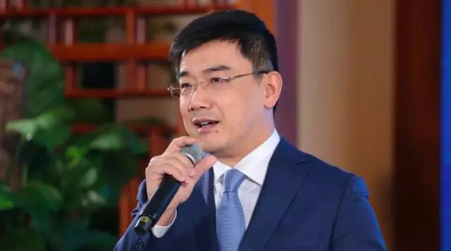 中央电视台财经频道节目主持人马洪涛