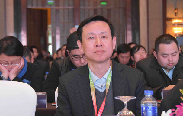 中国家用电器协会秘书长朱军