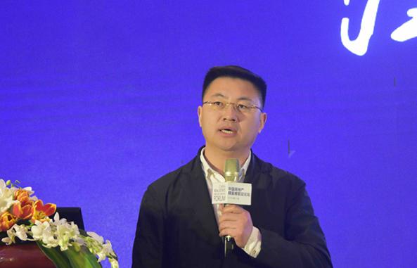 海尔家电产业集团副总裁徐方强