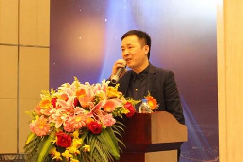 台州东美装饰材料有限公司总经理赵仲宵先生