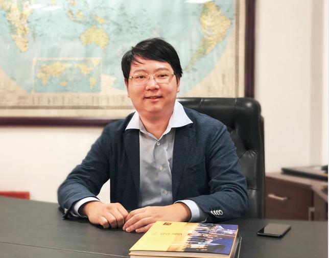 厦门立林集团有限公司 副总裁 陈毅辉