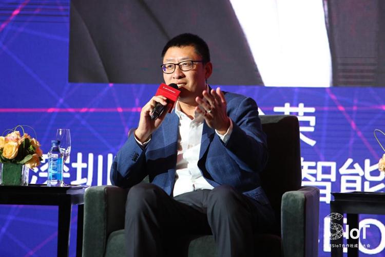 天禧传奇CEO 周铭