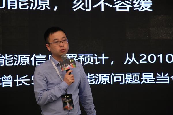 杭州麦乐克科技股份有限公司传感事业部总经理郭功剑先生