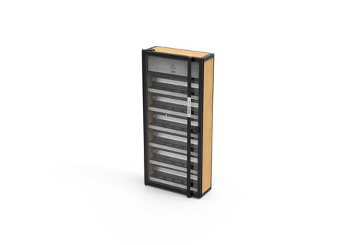 铂智明装XL外观图(木质箱体)