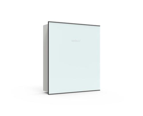 铂晶系列改款暗装箱S-C(磨砂太空灰边框)