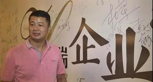 泉州市万泉电气设备有限公司总经理刘泽彬