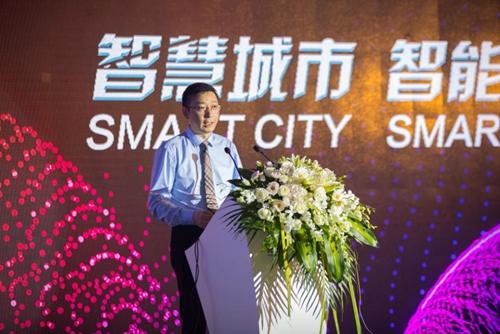 无锡新世界国际总经理徐加林致辞
