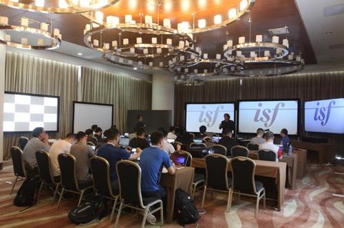 ISF LEVEL III三级视频认证工程师高级培训